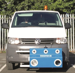 retrotek-m-dual-line-mobile-retroreflectometer-mounted-to-volkswagon-van