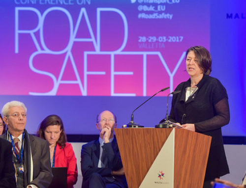 ERF – High Level Road Safety Conference in Malta attended by RMS