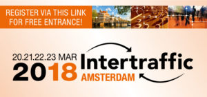RetroTek at Intertraffic Amsterdam - Register for free