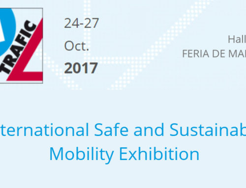 Trafic – International Safe and Sustainable Mobility Exhibition, Madrid, 24-27 October 2017