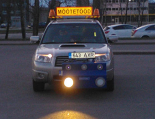 RetroTek and Estonia – Pilot Road Marking Retroreflective Survey