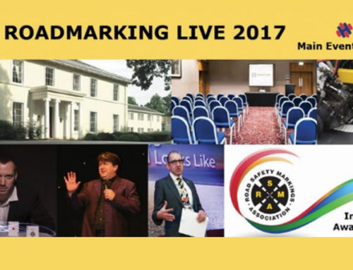 Roadmarking Live 2017! Nottingham – 15th-16th November 2017