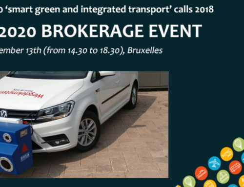 RMS to speak at ETNA2020 Brokerage event in Brussels on 13 December