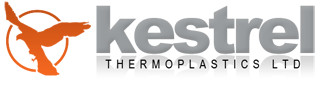 Kestrel Plastics logo, customers of Reflective Measurement Systems and the RetroTek-M