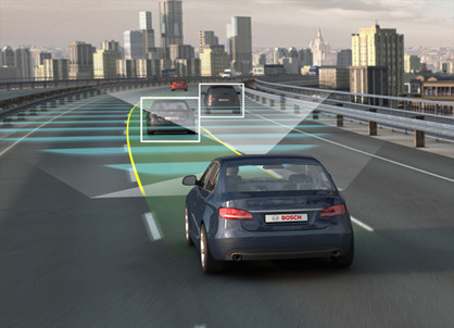 RetroTek Dynamic Retroreflectometers keep the road safe for Autonomous vehicles
