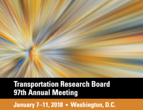 Transportation Research Board, Washington – 7-11 January 2018