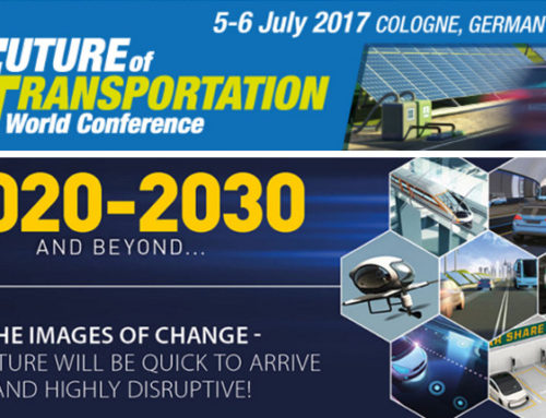 The Future of Transportation – World Conference – Cologne 5-6 July 2017