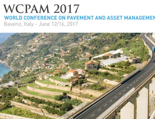 WPCAM 2017, World Conference on Pavement and Asset Management – June 12-16, 2017